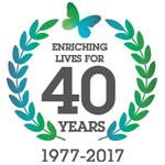Enriching lives for 40 years