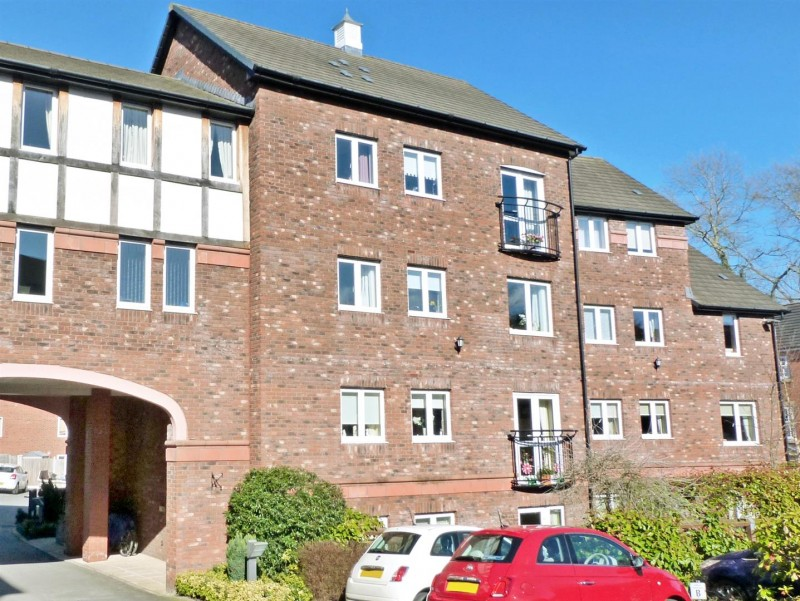 Floorplan for Beatty Court, Holland Walk, Nantwich