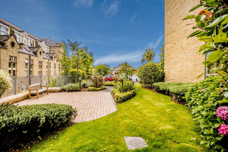 Floorplan for Trinity Court, Oxford Road, Halifax