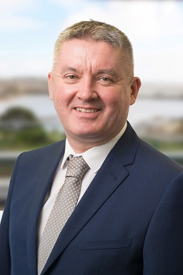Brendan Mann, Property Consultant - North Region