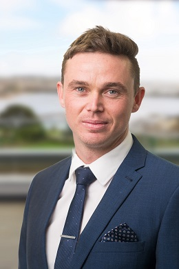 Brett Hughes, Property Consultant - West Midlands region
