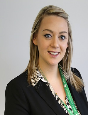 Mikaela Husbands, Property Consultant - West Midlands region